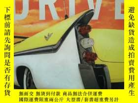 二手書博民逛書店drive罕見: the definitive history of motoringY429135 dk d