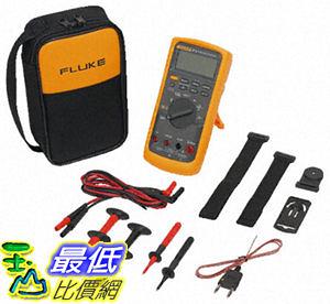 [美國直購 ShopUSA] Fluke 87V/E2 KIT Industrial Electrician Combo Kit $17513