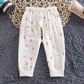 嬰兒開襠褲秋冬純棉保暖褲加厚秋褲夾棉長褲