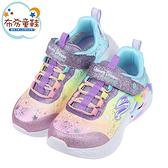 《布布童鞋》SKECHERS獨角獸之夢炫彩兒童電燈運動鞋(17~23公分) [ N1N11LF ]