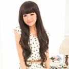 長谷川潤日系甜心長捲髮【MA100】HOT!材質再升級新耐熱假髮☆雙兒網☆