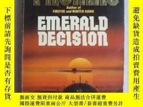 二手書博民逛書店Emerald罕見Decision 英文原版Y146810 Cr