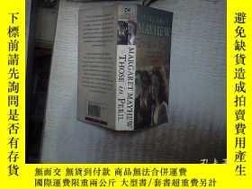 二手書博民逛書店THOSE罕見IN PERIL 有危險的人 (02)、、Y180897 不祥 不祥