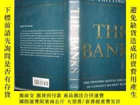 二手書博民逛書店THE罕見BANKS --Les whittington1950