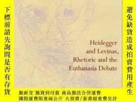 二手書博民逛書店The罕見Call Of Conscience : Heidegger And Levinas Rhetoric