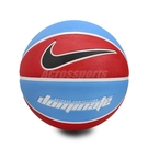 Nike 籃球 Dominate 8P 紅 藍 標準7號球 室內外 耐磨 【PUMP306】 N000116547-307
