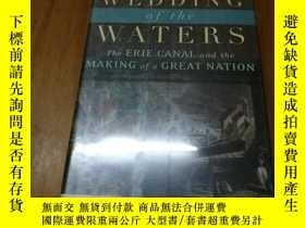 二手書博民逛書店WEDDING罕見OF THE WATERS :THE ERIE