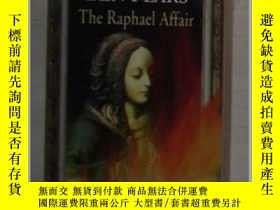 二手書博民逛書店英文原版罕見The Raphael Affair by Iain