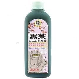 黑菜養生露  無糖配方 (1000ml) 24瓶  天然黑木耳 純素