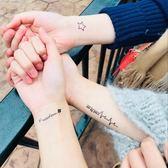 紋身貼 【 一份60張】紋身貼套餐 男女防水持久個性英文性感遮痕身體彩繪 玩趣3C