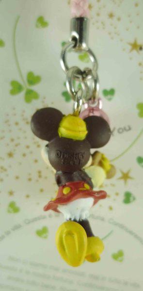 【震撼精品百貨】Micky Mouse_米奇/米妮 ~吊飾-米妮抱娃娃圖案