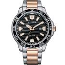 CITIZEN星辰 GENT'S 光動能限量休閒男士腕錶 AW1524-84E