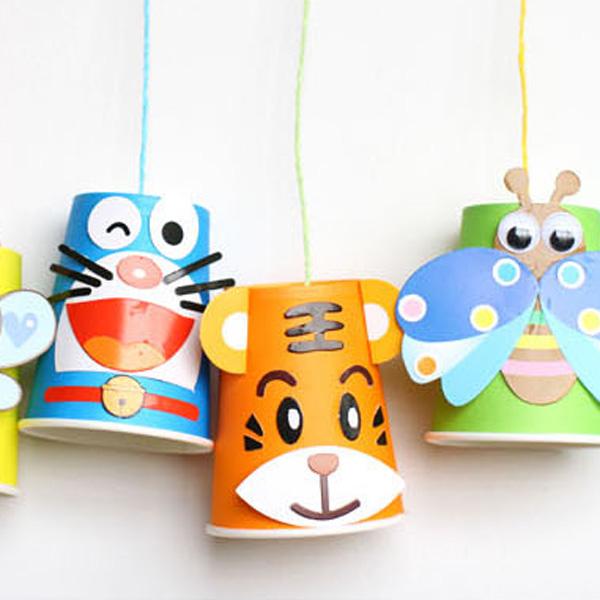 【BlueCat】兒童DIY動物眼睛1.8cm材料包 (65入)