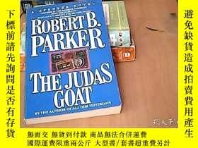 二手書博民逛書店the罕見judas goat pobert b. parker