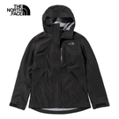 The North Face 女 FUTURELIGHT 防水透氣連帽衝鋒衣 黑 NF0A496ZJK3 【GO WILD】
