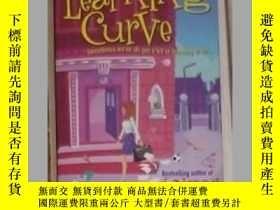 二手書博民逛書店英文原版罕見The Learning Curve by Meli