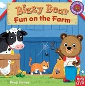 Bizzy Bear:Fun On The Farm 農場熊熊操作書(美國版)