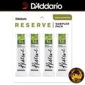 【小麥老師樂器館】D'Addario DRS Reserve 次中音薩克斯風竹片 RICO【T320】