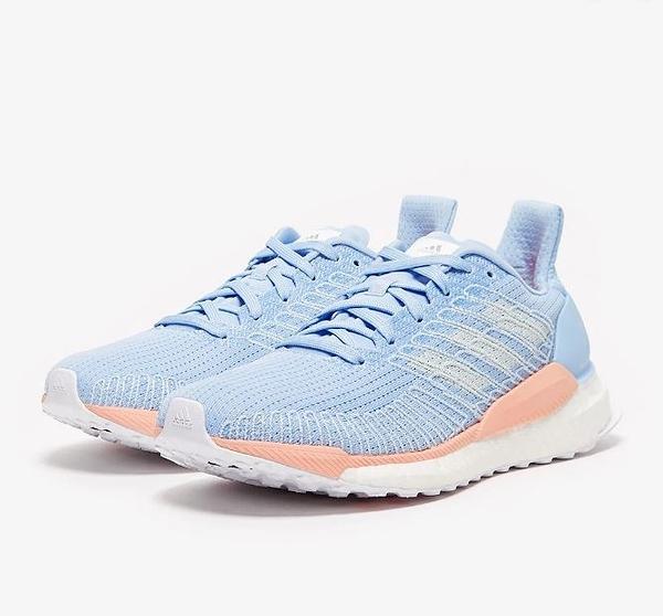Adidas Solarboost 19 女款慢跑鞋-NO.G28034