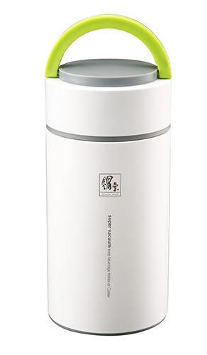 鍋寶不鏽鋼手提燜燒罐1100ml (珠光白)SVP-1100-G《刷卡分期+免運》