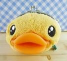 【震撼精品百貨】B.Duck_黃色小鴨~零錢包-立體黃色小鴨造型
