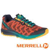 【MERRELL 美國 】AGILITY SYNTHESIS 男戶外健身房鞋『橘/綠』06109 機能鞋.登山鞋.低筒