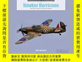 二手書博民逛書店Hawker罕見Hurricane (slight damage)-小販颶風(輕微破壞)Y414958