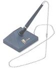 【奇奇文具】利立 LIH-626 伸縮筆/原子筆 (珠鍊含座)(筆芯顏色 藍/黑)