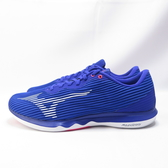 Mizuno WAVE SHADOW 4 男款 慢跑鞋 J1GC203001 藍【iSport愛運動】