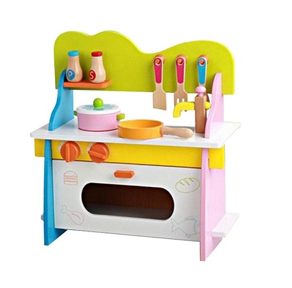 【親親 Ching Ching】繽紛廚房 家家酒 玩具 MSN15027