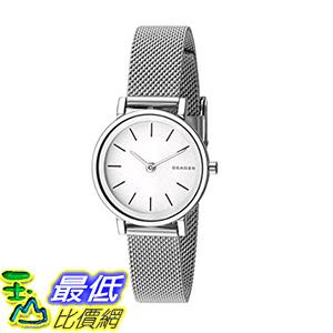 [美國直購] Skagen Women s 女士手錶 SKW2441 Hald Stainless Steel Mesh Watch