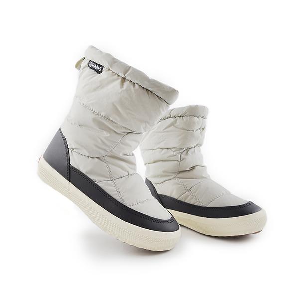 雪靴-HAMS 防寒運動雪靴- 鐵灰