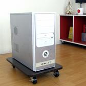 主機架電腦架置物架深30x 寬48x 高8 公分附四個工業輪二色MIT  製TW3048 1
