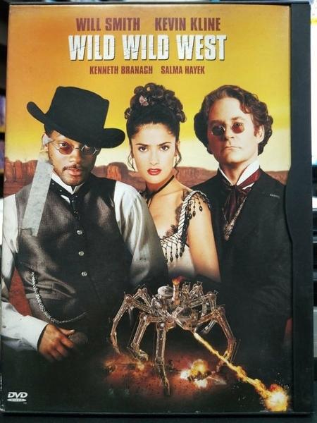 挖寶二手片-I35-001-正版DVD-電影【飆風戰警】-威爾史密斯 凱文克萊 肯尼斯布萊納 莎瑪海耶克(直