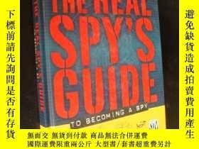 二手書博民逛書店THE罕見REAL SPY S GUIDE TO BECOMIN