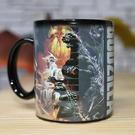 哥吉拉 馬克杯 熱感應變色 附彩盒 日本販售正版品 GODZILLA 酷斯拉