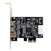 【免運費】伽利略 PCI-E 1394b 擴充卡 1A+2B PET104E  TI高效能晶片