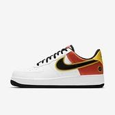 Nike Air Force 1 07 Lv8 [CU8070-100] 男鞋 運動 休閒 籃球 緩震 穿搭 潮流 白黑