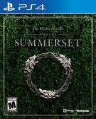 PS4 上古卷軸 Online:薩默西特(美版代購)