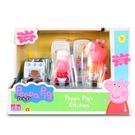 《 Peppa Pig 》粉紅豬小妹 - 廚房玩具組 ╭★ JOYBUS玩具百貨