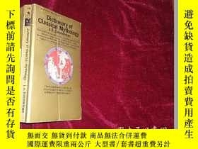 二手書博民逛書店Dictionary罕見of Classical Mytholo