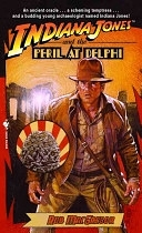 二手書博民逛書店 《Indiana Jones and the Peril at Delphi》 R2Y ISBN:0553289314│Bantam