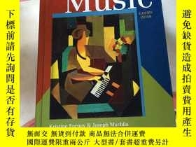 二手書博民逛書店The罕見Enjoyment of MusicY246305
