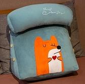 床上靠墊靠枕臥室床上大靠背墊抱枕軟包靠背客廳沙發懶人三角枕頭 【雙十同慶 限時下殺】