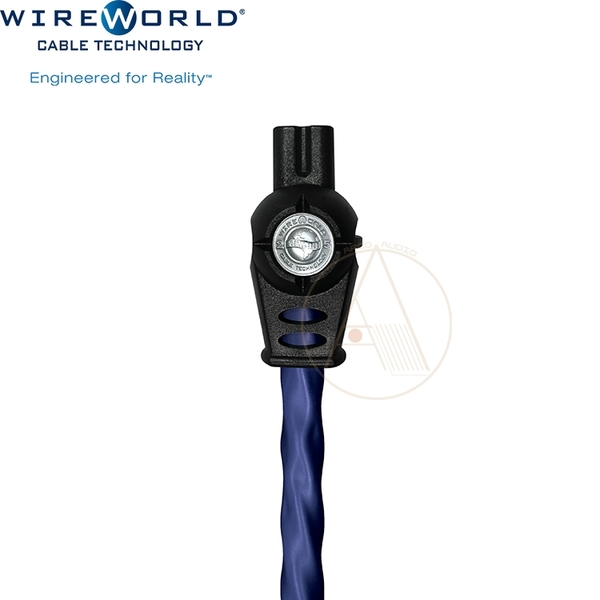 WIREWORLD Mini-Aurora 電源線 - 1.5M