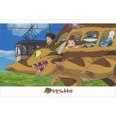 【拼圖總動員】奔馳的貓公車 日系/ Ensky/龍貓/1000P