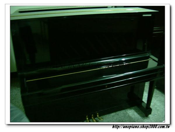 【HLIN漢麟樂器】好評網友推薦-高貴典雅二手中古山葉yamaha鋼琴-中古二手鋼琴中心01