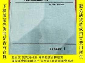二手書博民逛書店POLAROGRAPHY罕見VOLUME 1 極譜法Y356856