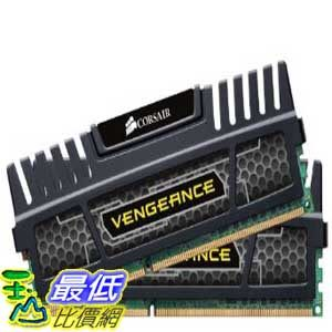 [美國直購 ] 記憶體 Corsair Vengeance 16GB (2x8GB) DDR3 1600 MHz (PC3 12800) Desktop Memory (CMZ16GX3M2A1600..