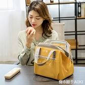 飯盒手提包保溫袋鋁箔加厚便當袋飯盒袋子帶飯包手拎上班族餐包 青木鋪子
